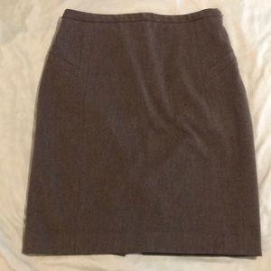 Express High Waist Pencil Skirt